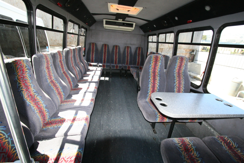 san francisco 22 passenger party bus sf party bus services. Black Bedroom Furniture Sets. Home Design Ideas